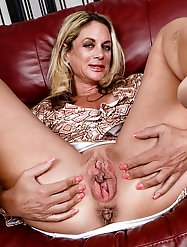 Voluptuous girlfriends were fucked hard