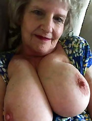 Erotic mama in ideal shape