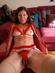 Hot mature prostitutes are trying to tease
