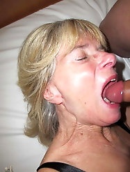 Milfs sluts grannies busty stockings and much more: II