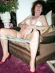 Cock addicted grandmamas like blowjob