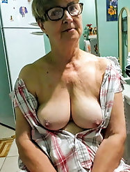 Mature females are spreading their pussy lips for fun