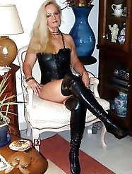Mature and Granny Boots Collection 3