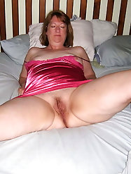 Assorted Granny Pussy 16