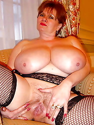 Amateur mature whore was fucked hard