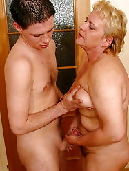 Mature and Granny
