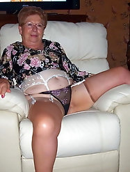Delicious older milfs get their hole drilled