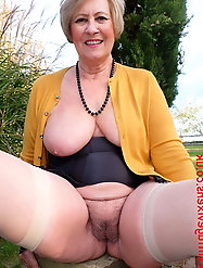 Nasty gilf as you love
