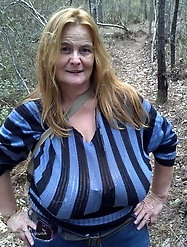 Clothed Granny - Big Boobs 19